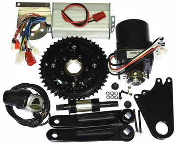1680w New single chainwheel kit